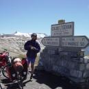 Fritz am Gipfel