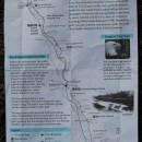Karte vom Towpath