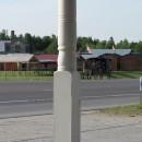 Amish Verkaufszentrum geschlossen