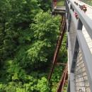 Brücke des Tunnel hill