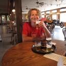 Biersortentest in einer Bierbrauerei