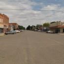 """Ordway - typische """"Town"""" in den plains"""