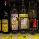 Deutscher Riesling im Supermarkt