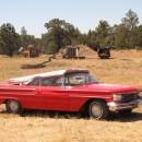 1960er Pontiac Convertible, Dach defekt, $ 9450