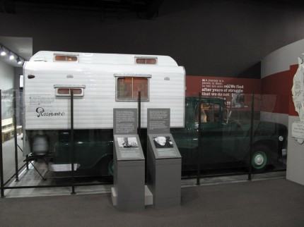 "John Steinbecks Caravan -""Travels with Charly"""