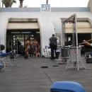 Fitnessstudio am Strand: Muskle Beach