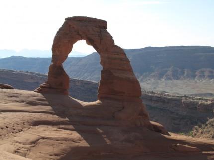der delicate arch - nun auch von uns fotografiert!