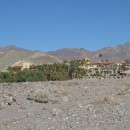 eine Wüstenoase - Hotel in Death Valley