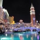 wir sind in Las Vegas, nicht in Venedig!