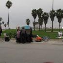 buntes Treiben in Venice Beach