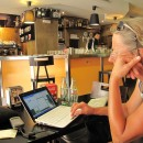 wifi gratis gibt´s in vielen Bars