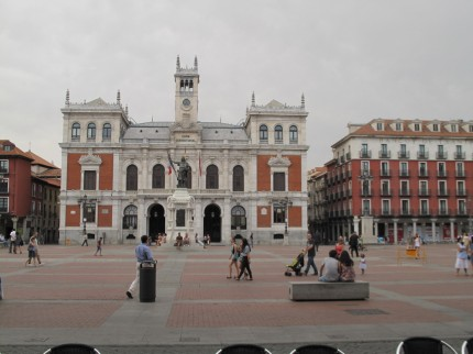 Rathaus von Valladolid