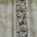 Hummer im Domportal Salamanca