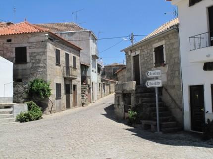 portugiesisches Dorf