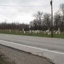 Friedhof an der Strecke