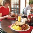 Frühstück amerikanisch