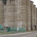 Futtermittelfabrik in Buffalo