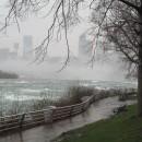 kanadische Seite der Niagara Falls