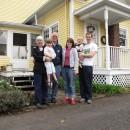 Gastgeberfamilie in Albion